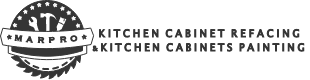 marpro kitchen cabinets painting northbrook logo