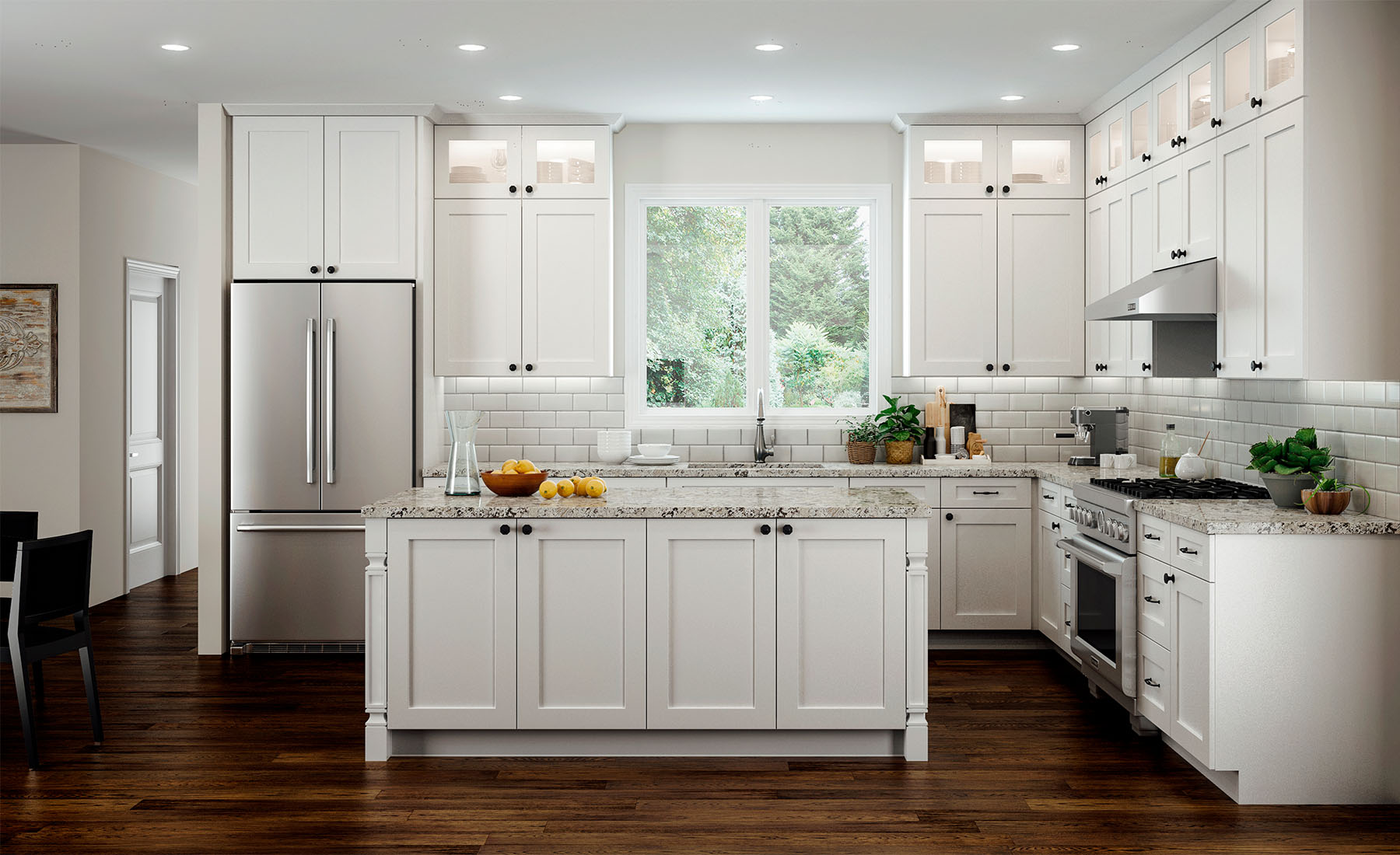 Marpro Cabinets Refacing & Kitchen Cabinets Painting ...
